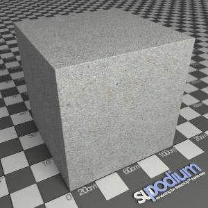 Podium Browser concrete material