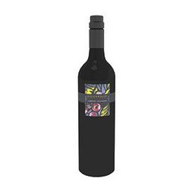 SketchUp wine bottle