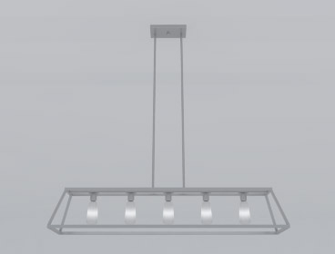 Hanging Podium Browser light fixture