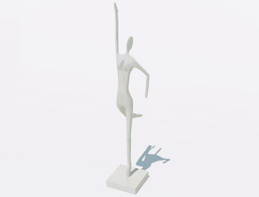 SketchUp statue decoration