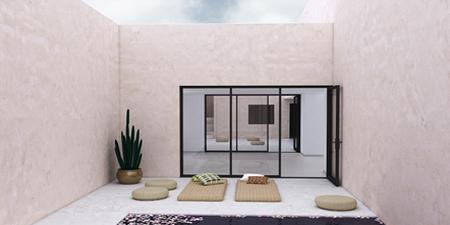 Exterior residential render