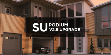 Upgrade to SU Podium V2.6